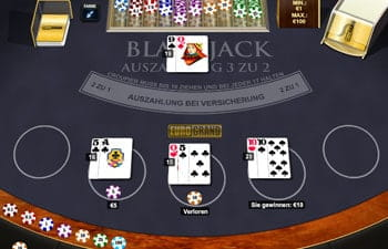 blackjack casino deutschland
