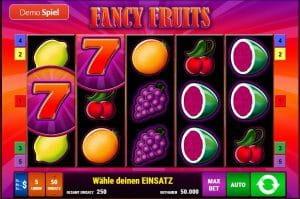 Fancy Fruits von Bally Wulff