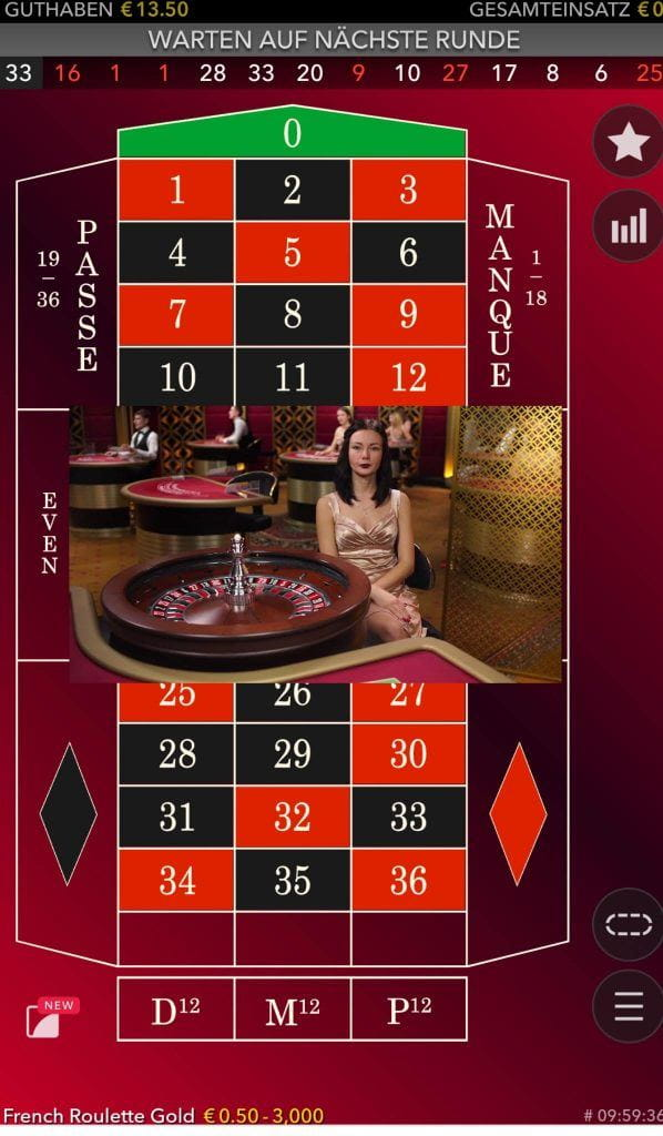 evolution casino online
