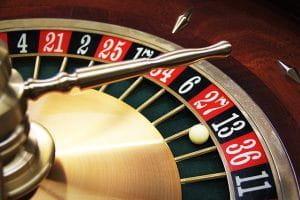 roulette-spieltisch