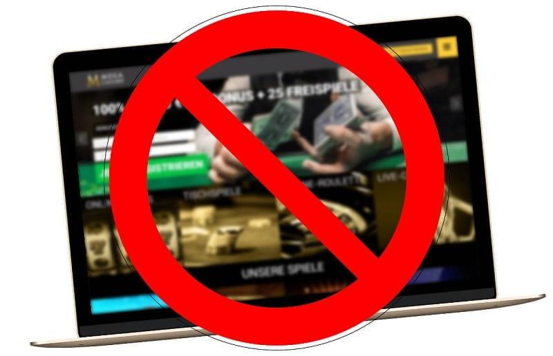 Wurden Online Casinos klammheimlich verboten?