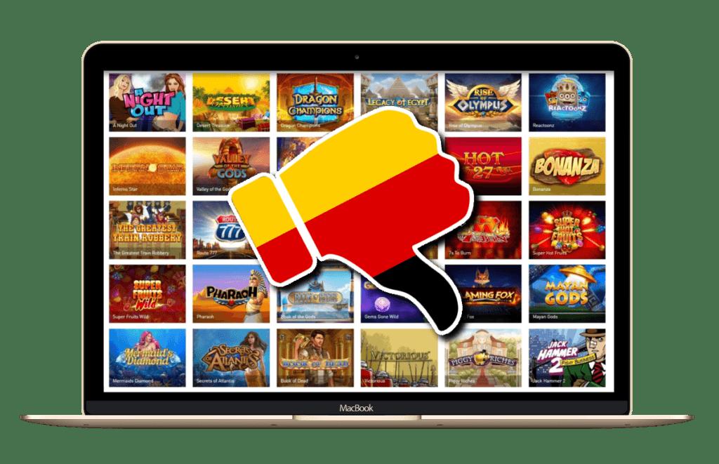 Brüssel – Online Glücksspiel in Deutschland