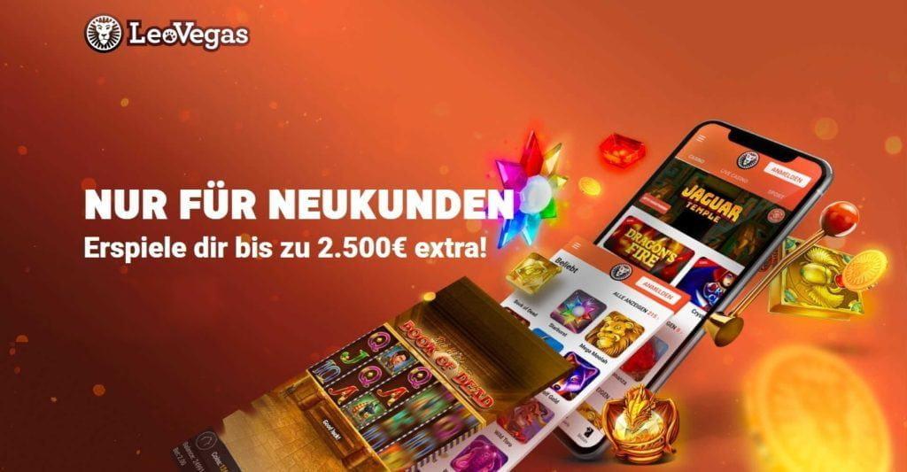 Bester Online Casino Bonus – Oktober 2019