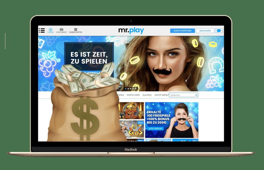 Mr. Play Casino Bonus