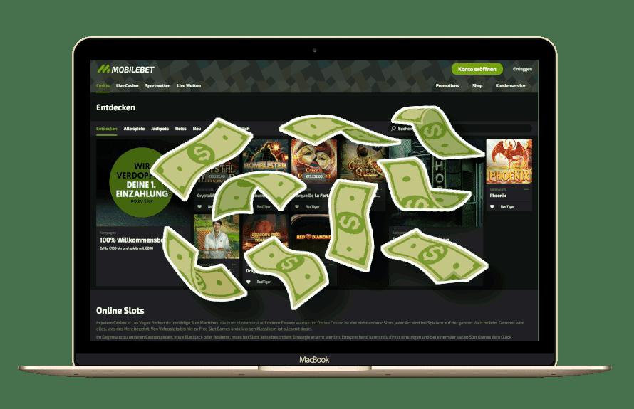 Mobilebet Casino Bonus