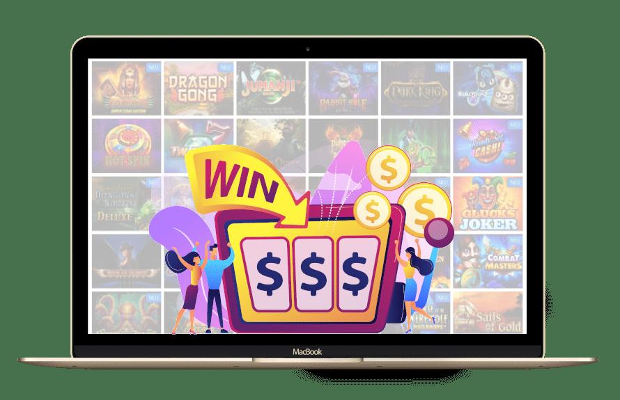 Slots mit hohen Gewinnen ohne Jackpot