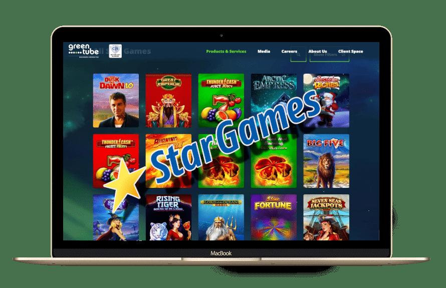 Greentube pocht auf Marktstart mit StarGames