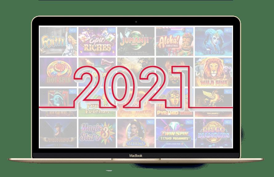 Online Glücksspiel 2021