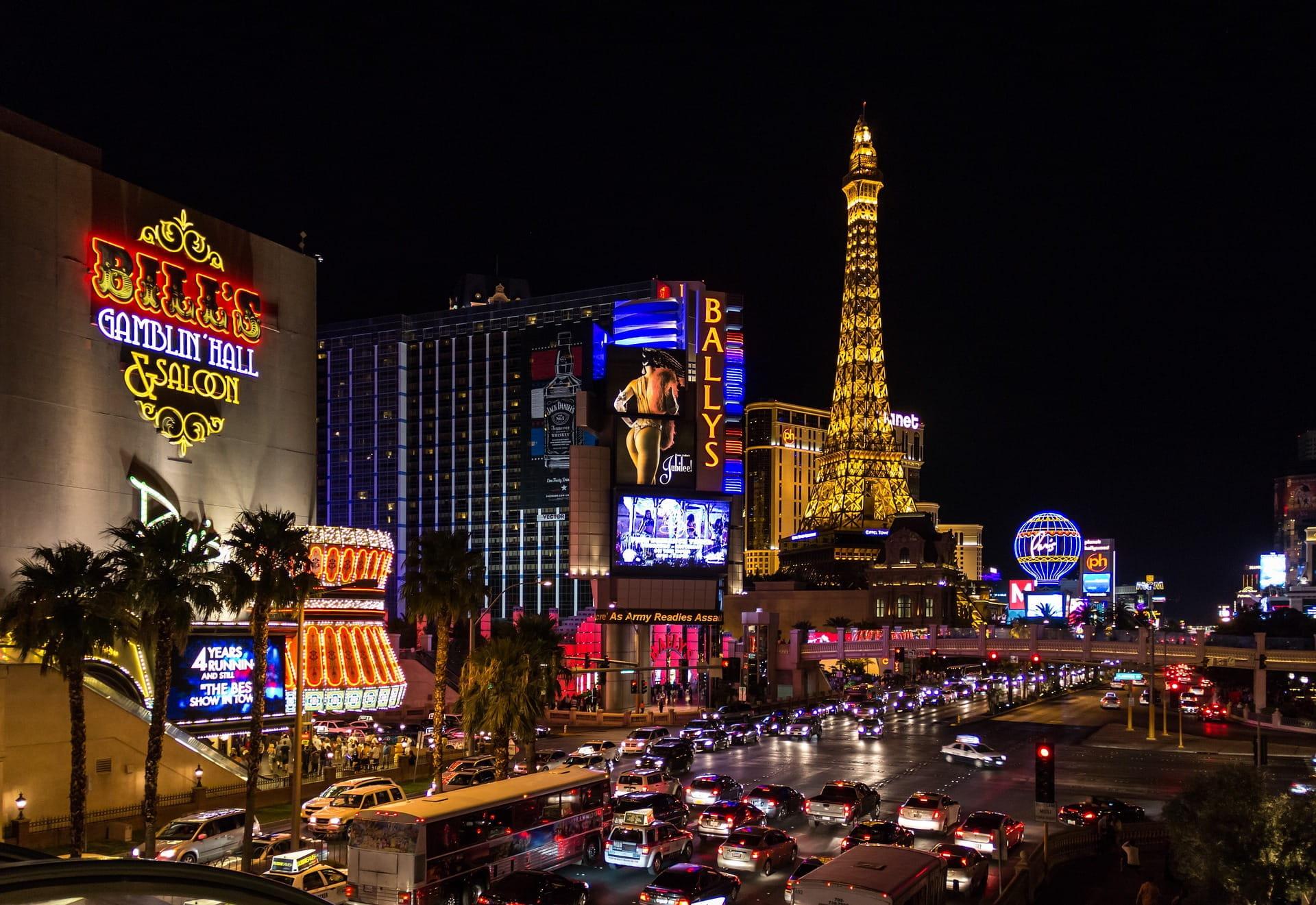 Las Vegas: Keine Maskenpflicht