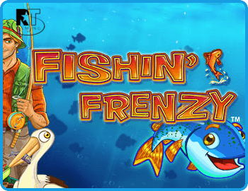 Fishin Frenzy Preview