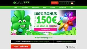 CasinoLuck Casino Online