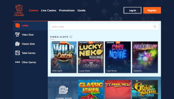 Loyal Casino Online