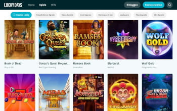 Lucky Days Casino Online
