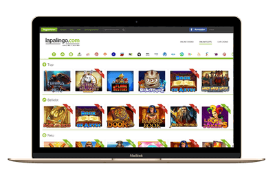 Lapalingo Casino Screenshot