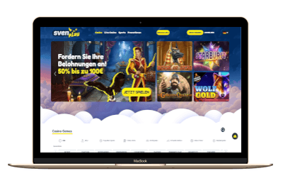 Sven-Play Casino Screenshot