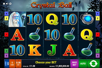 Crystal Ball online