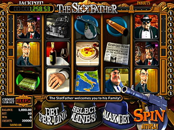 The Slotfather online
