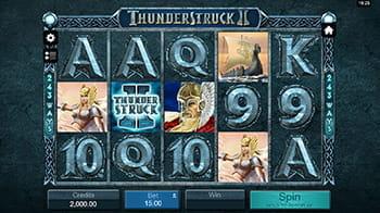 Thunderstruck 2 Online
