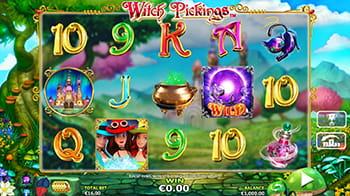 Witch Pickings online