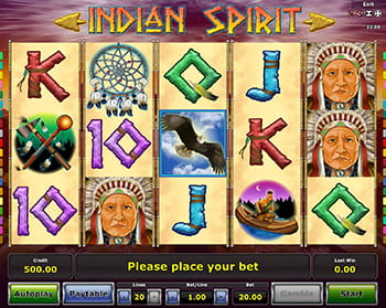 Indian Spirit spiele