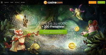 Kunjungi Casino.com