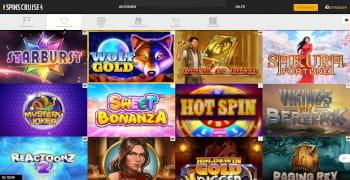 Kunjungi Casino Cruise