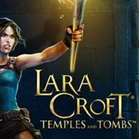 Lara Croft Temples and Tombs Spielautomat